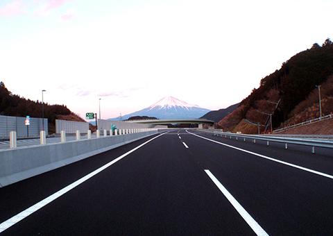 新東名高速自動車道清水東(静岡県)