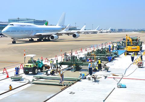 羽田空港エブロン付着オーバーレイ(東京都)