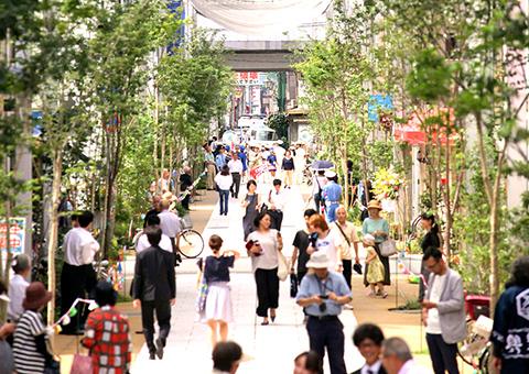福山商店街(広島県)