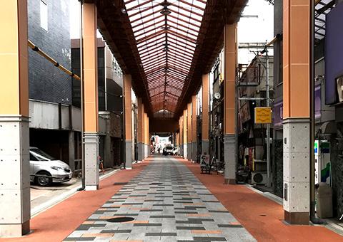 高崎中央銀座商店街(群馬県)