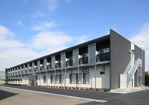 東洋大学板倉サッカー部合宿所(群馬県)