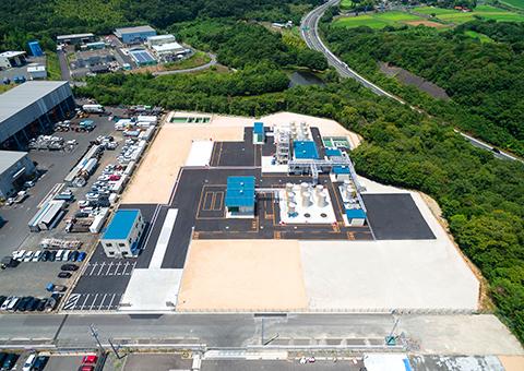 豊田化学工業(山口県)