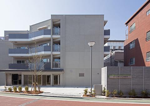 ピースガーデン小金井(東京都)