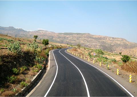 エチオピア幹線道路(エチオピア)