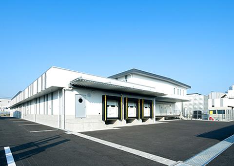 浦安千鳥学校給食センター(千葉県)